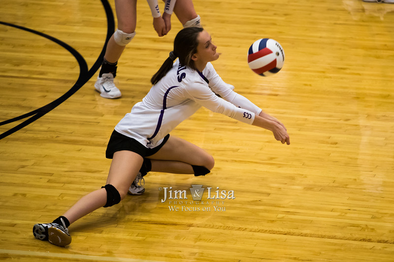 Maddie Bell, CCS Volleyball